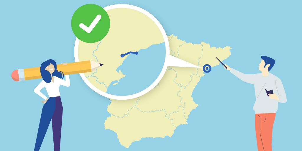Objetivo cumplido: inaugurada la variante Tarragona – Vandellós