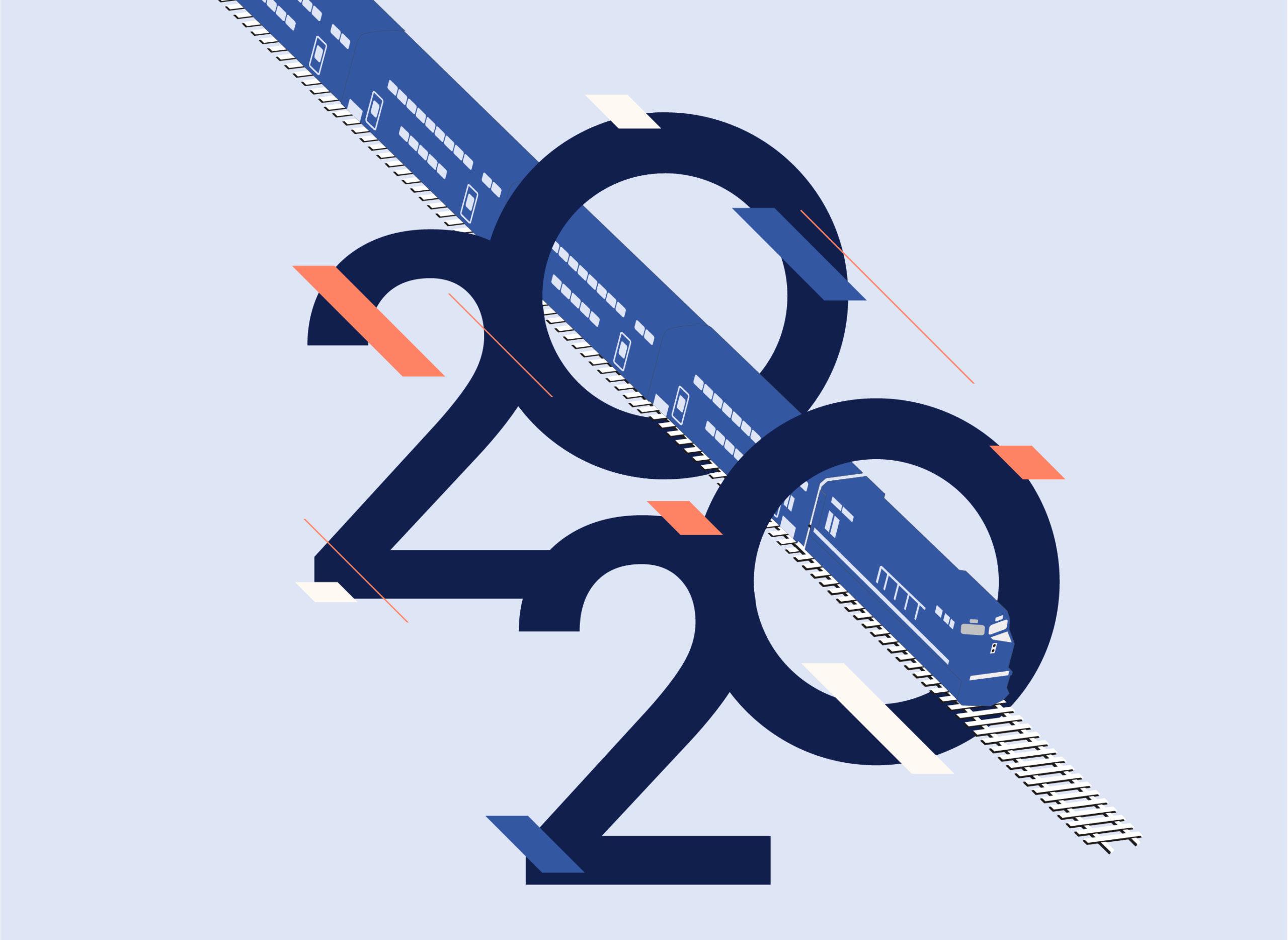 El Corredor Mediterráneo en 10 titulares de 2020