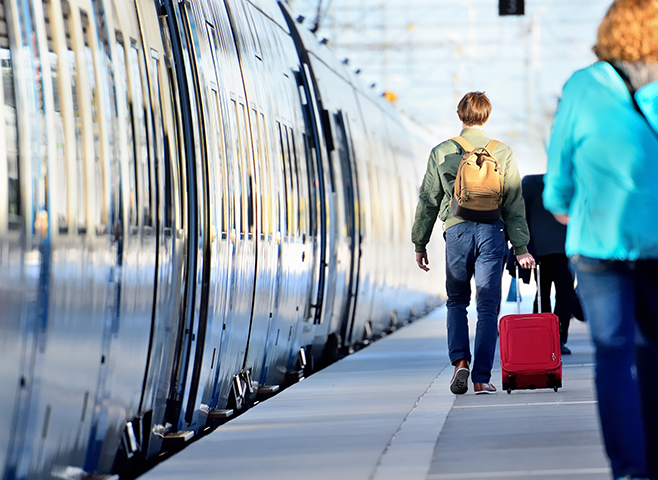 13 millones de personas viajarán con el Corredor Mediterráneo